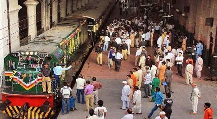 Marzia Al-Zahra becomes Pakistan Railways' first woman Station Manager