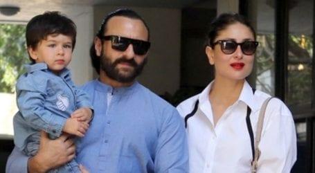 Renowned Bollywood stars Kareena and Saif expecting second baby