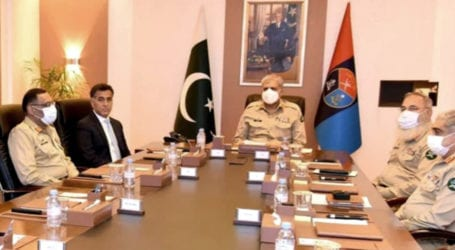 Army chief lauds ISI's contribution to national security