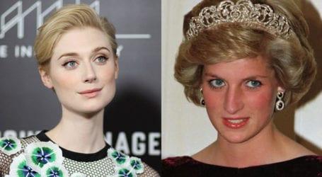 Elizabeth Debicki to play Princess Diana in 'The Crown'