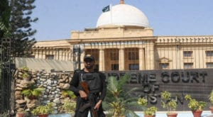 Supreme Court Karachi Registry. Source: FILE/Online