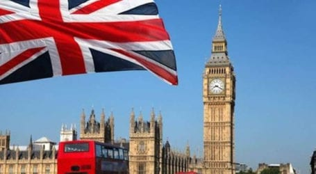 UK faces recession after economy shrinks by 20% in 2nd quarter