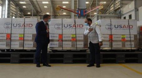 US donates 100 more ventilators to Pakistan in war against COVID-19