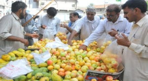 Pakistan's inflation rate soars to 9.3 percent in July