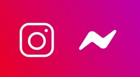 Facebook merges Messenger with Instagram Direct