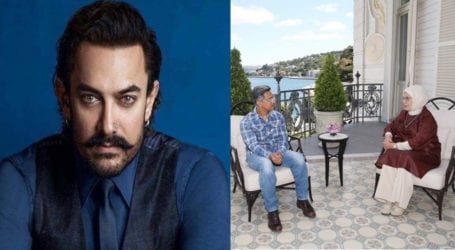 Aamir Khan's meeting with Turkish First Lady receives backlash