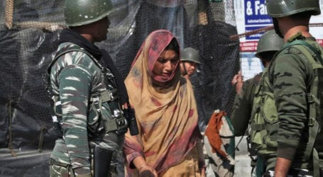 UN experts slam India over role in IoK