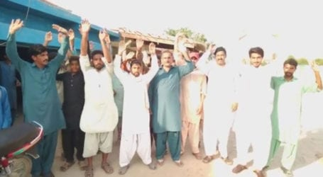 Citizens protest against brothel, liquor sales in Rawalpindi