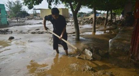 Over 100 killed in Afghanistan flash floods