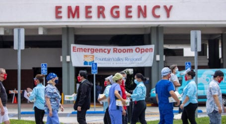 US hits grim milestone of five million coronavirus cases