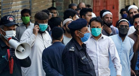 Coronavirus claims 15 more lives in Pakistan