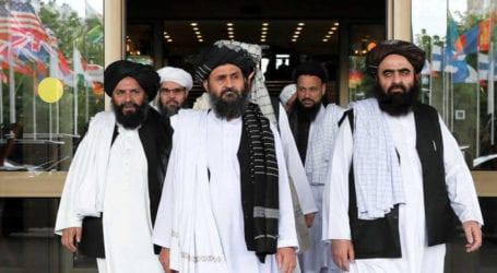 Afghan Taliban delegation arrives in Pakistan