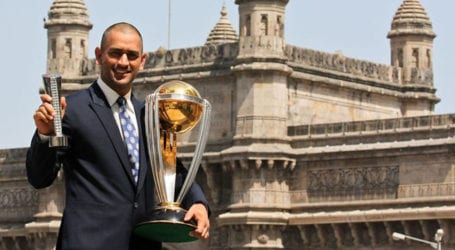 ICC congratulates MS Dhoni for outstanding cricket career