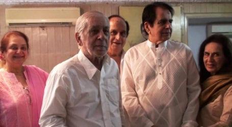 Dilip Kumar's brother dies from coronavirus