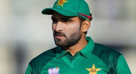 Cricketer Asif Ali fined 20% of match fee over swinging bat