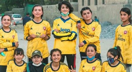 First Mountain Girls Premier League tournament held in Hunza