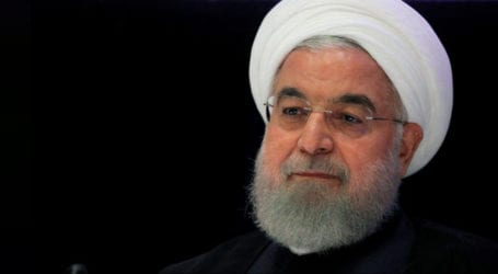 UAE made 'huge mistake' with Israel deal: Rouhani