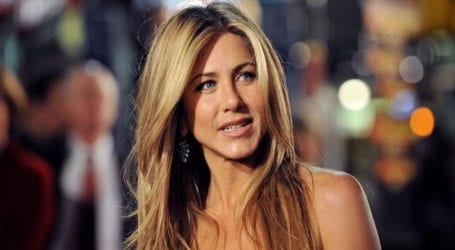Jennifer Aniston describes 'The Morning Show' series as 'cathartic'