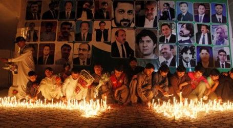 In Pictures: 4th anniversary of Civil Hospital Quetta terror attacks