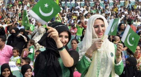 In Pictures: Pakistan celebrates 73rd Independence Day