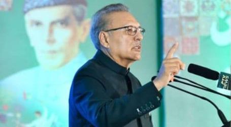President Alvi sends out messages to commemorate Youm-e-Ashura