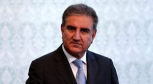 Foreign Minister Shah Mahmood Qureshi. Source: FILE/Online.