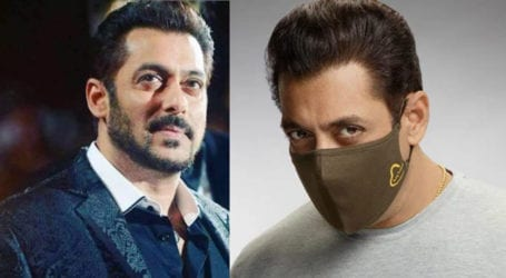 Salman Khan launches his own brand for face masks