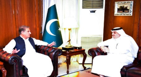 Pakistan committed to strengthen ties with Saudi Arabia: FM Qureshi
