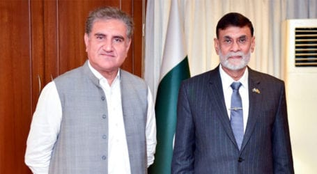 Pakistan committed to strengthening ties with Sri Lanka