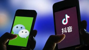 President Donald Trump had attempted to block new users from downloading TikTok and WeChat. Source: Reuters/Online