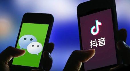 US bans TikTok, WeChat downloads