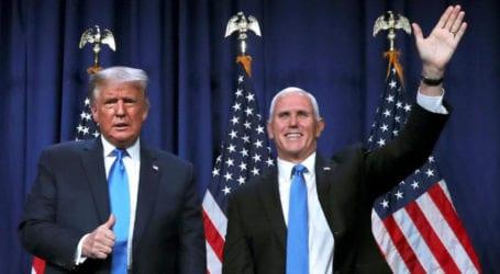 Trump accepts renomination as Republican convention begins