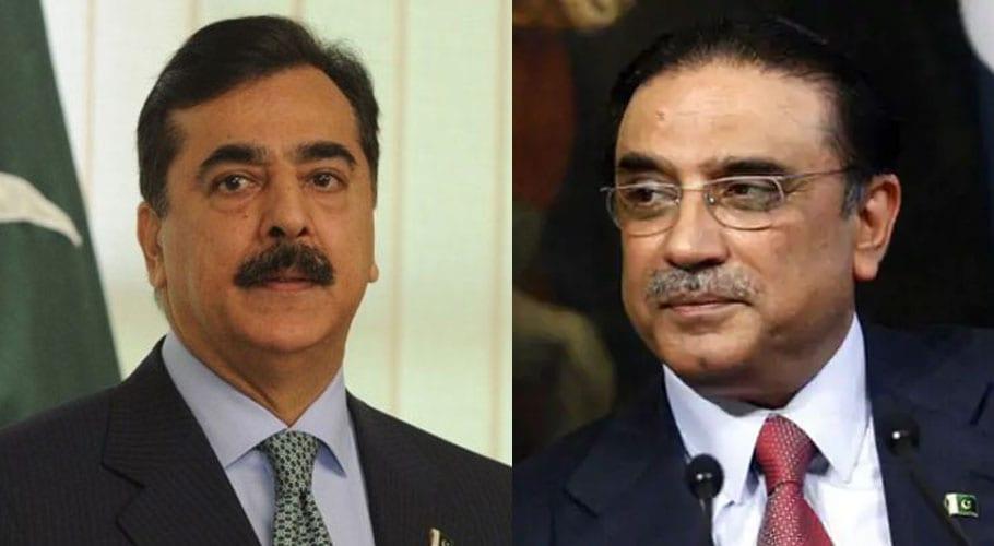 AC to indict Zardari, Gillani in Toshakhana case on Sept 9