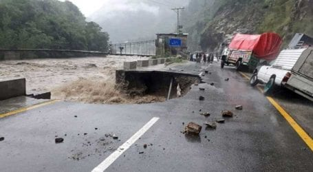 At least 2 children killed as heavy rain damages houses in Shangla