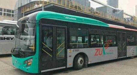 KP govt suspends Peshawar BRT service for technical review