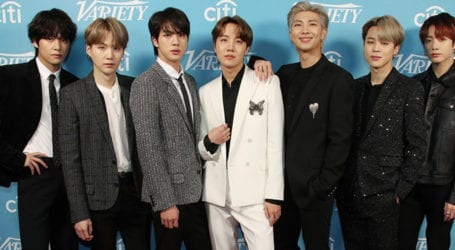 BTS all set to release new album in November