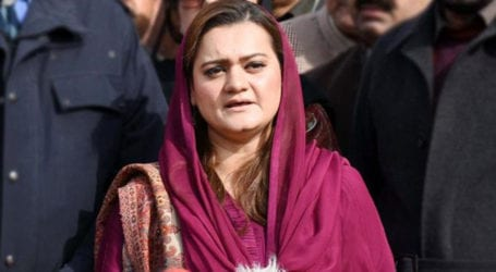 Selected govt scared of opposition's APC: Maryam Aurangzeb