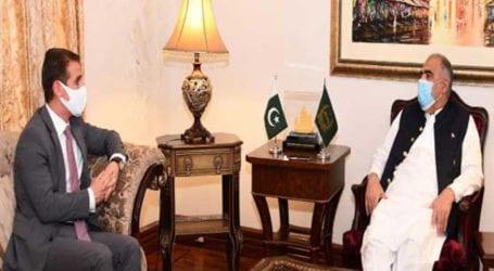 Pakistan, Azerbaijan agree to enhance trade ties