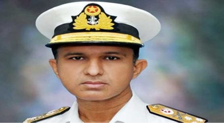 Vice Admiral Amjad Khan Niazi appointed as new chief of Naval Staff