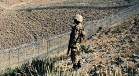 Soldier martyred in Afghan cross-border attack: ISPR