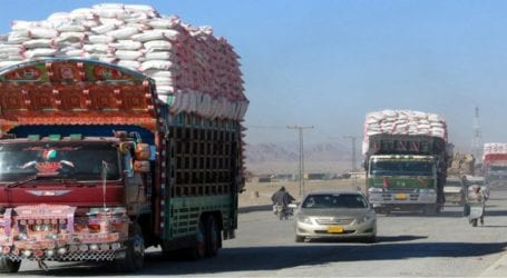 Police foils bid to smuggle wheat from Sindh to Punjab
