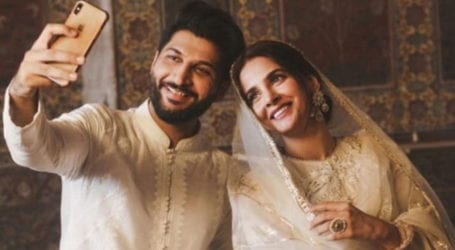 Saba Qamar, Bilal Saeed granted bail in Mosque video case