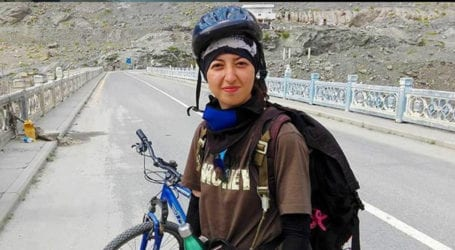 Award-winning cyclist Samar Khan harassed while cycling