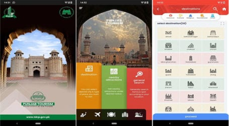 Tourism app launched in Punjab