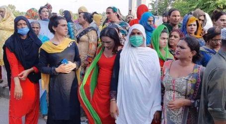 Transgender persons protest against rising violence