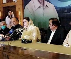 Shehbaz Sharif arrested due to loyalty towards Nawaz: Maryam