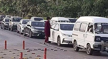 Islamabad police allegedly patronising beggar mafia