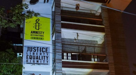 Amnesty International shuts down operations in India