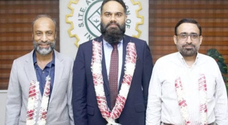 Abdul Hadi elected as president SITE