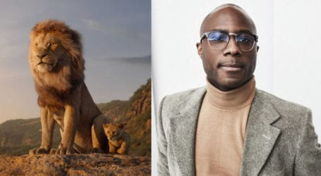 'The Lion King' sequel to be directed by Barry Jenkins